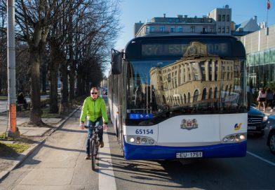 Правда ли, что велополосы не должны находиться рядом с полосами общественного транспорта?
