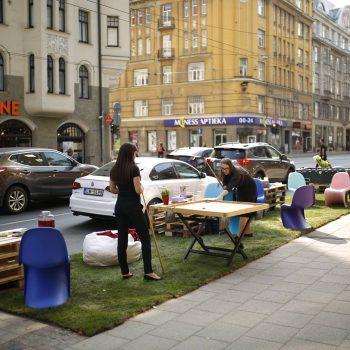 PARK-ošanās diena Brīvības ielā