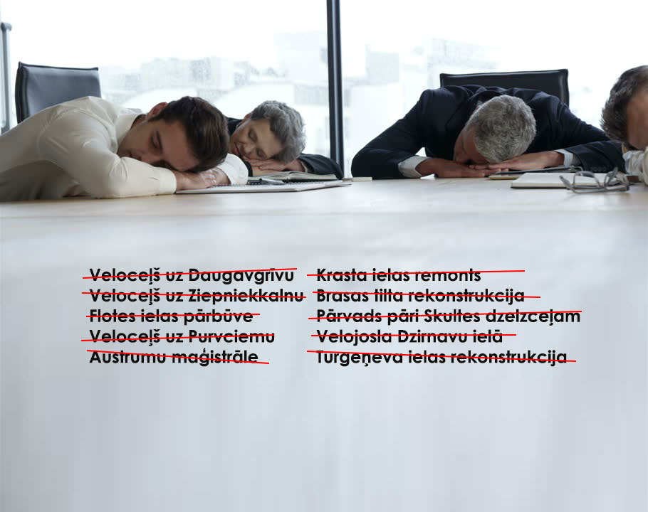 RDSD bezdarbība
